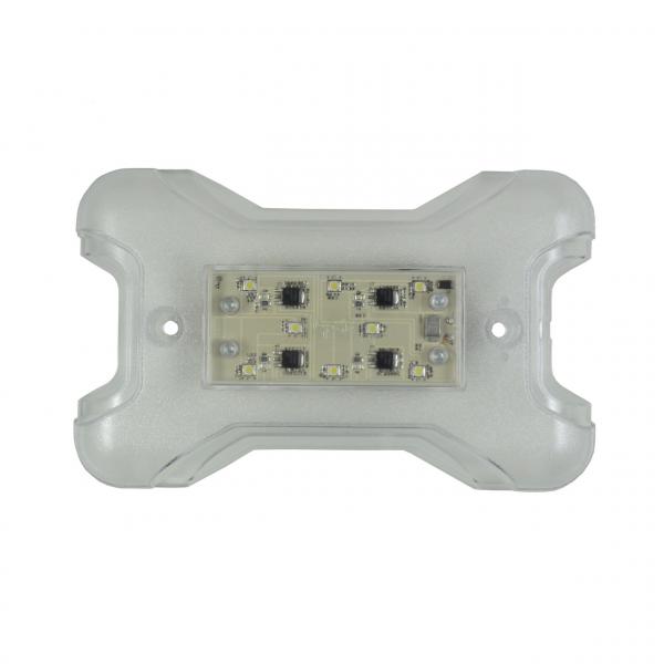 Aufbau-Deckenleuchte Grote LED 12/24V