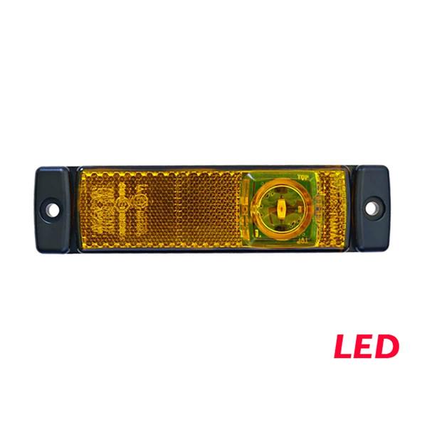 Seitenmarkierungsleuchte Hella LED 12/24V