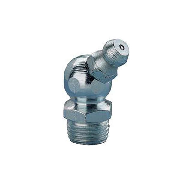 Fettnippel 45° Form B (H2) DIN71412
